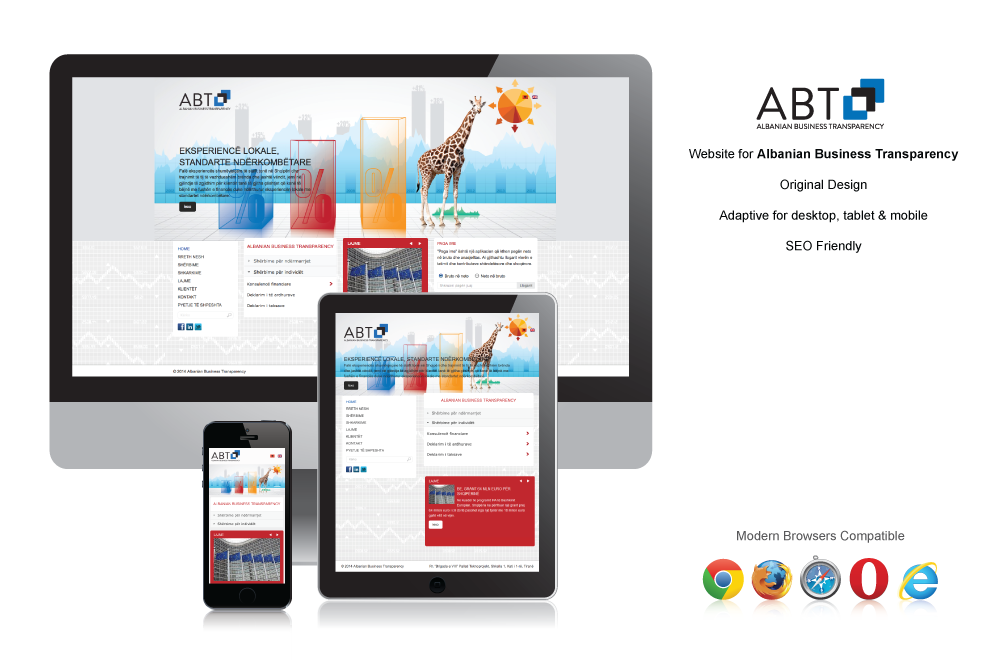 Website for ABT